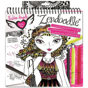 Fashion Angels Zendoodle Illustration Portfolio