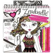 Fashion Angels Zendoodle Illustration Portfolio