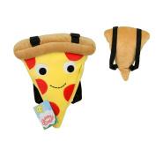 "Yummy World - Plush Backpack - Pizza ""Cheezey"""