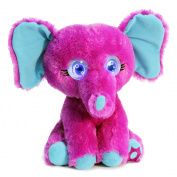 Bright Eyes Plush - Elephant Tiny