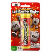 Left Centre Right Dice Game Tube