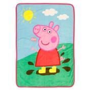 Peppa Pig Press N' Talk Blanket