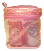 Laura Ashley Spring Garden Bubble Bath & Gel - Rose Blush, Lavender