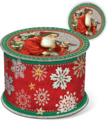 Punch Studio Christmas Scented Soap in Mini Spool Shaped Box