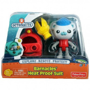 Fisher-Price Octonauts Figures - Barnacles Heat Suit