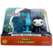 Fisher-Price Octonauts Figures - Peso's X-Ray Gear