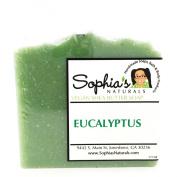 Sophia's Naturals - Eucalyptus Vegan Soap Bar - 180ml