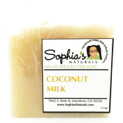 Sophia's Naturals - Coconut Milk Vegan Soap Bar - 180ml