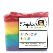 Sophia's Naturals - Rainbow Smile Soap Bar - 180ml