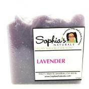Sophia's Naturals - Lavender Vegan Soap Bar - 180ml