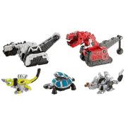 Dinotrux Construction VS Destruction Mega Pack