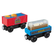 Fisher-Price Thomas Wooden Railway Set, Dino Fossil Discovery Multi-Coloured