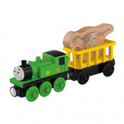 Thomas & Friends Wooden Railway - Oliver's Fossil Freight 2 Pack