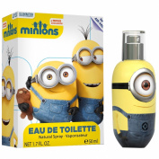 Minions Eau De Toilette Spray 50ml for Kids by Universal Studios