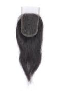 3 Way Part 4*4 Brazilian Human Hair Lace Closure