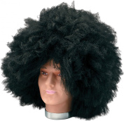 Mens Fancy Dress Disco Party Accessory Jumbo Hendrix Afro Fake & Artificial Wig