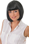 Ladies Fancy Dress Celebrities Party Fake & Artificial Hair Short Bob Mia Wig