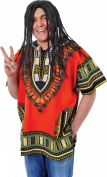 Mens Fancy Dress Music Party Reggae Man Rasta Style Fake & Artificial Wig
