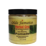 Olde Jamaica Herbal Gro Hair and Scalp Conditioner and Hair Dressing Pomade 220ml
