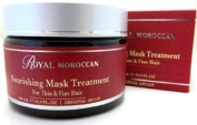 Royal Moroccan Nourishing Mask Treatment for Thin & Fine Hair 500ml / 16.9oz