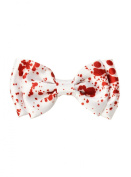 Blood Splatter Hair Bow
