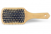 Dianyi Natural Wood Pin Massage Paddle Brush
