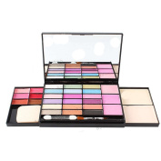 XX Shop Eye-Shadow Palette Cosmetic Makeup Palette & Brush Mirror Set