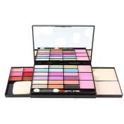 XX Shop Eye-Shadow Palette Cosmetic Makeup Palette & Brush Mirror Set