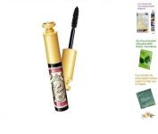 Shiseido Majolica Majorca Lash King BK999 6g