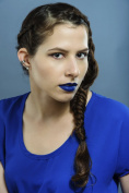 Long Lasting Royal Blue Liquid Lipstain