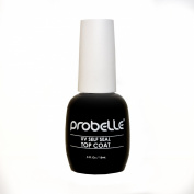 Probelle Uv Self Seal Top Coat .150ml - Longer Lasting Manicure - Durable Formulation with Uv Technology - No Lamp Required