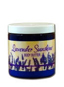 White Feather Lavender Sunshine Body Butter - 240ml