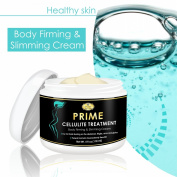 Prime Proven Cellulite Reduction Treatment. Body firming and slimming cream.