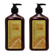 "Amir Argan Oil 'Touch of Tan' Moisturiser 530ml ""Pack of 5.1cm"