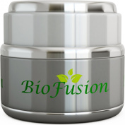 Advanced Natural Eye Cream for Dark Circles and Puffiness Repair - Sensitive Skin Safe with Pure Ingredients + Antioxidant & Peptide Complex - Wrinkle Reducer Anti Ageing for Women and Men By Biofusion