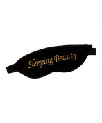 Cicciabella Sleep Masks Lashes Protect Champagne Sleeping Beauty