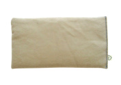 Peacegoods Unscented Organic Flax Seed Eye Pillow -Soft Cotton 4 x 8.5 - choose from a rainbow of soothing colours