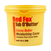 Red Fox Tub O' Butter Cocoa, Moisturising Creme, 310ml by Atlas Supply Chain Consulting Services