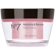 BOOTS No7 Restore & Renew Night Cream by N/A