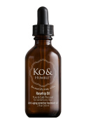 Rosehip Oil, Organic, from Ko & Humble Beautifying Oils, Cold-Pressed in an Amber Glass Bottle with Dropper, Ethically Sourced, Certified Cruelty-Free, 60 ml, 2 Oz