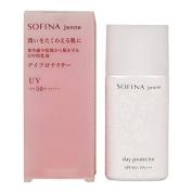 Sofina Japan Jenne Uv Day Protector Sunscreen Lotion (30ml/1 Fl.oz) Spf50+pa+++