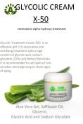 AGRA Cosmetics® Glycolic Treatment Cream X-50, 60ml