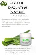 AGRA Cosmetics® Glycolic Exfoliating Masque, 60ml
