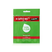 2 Copies of Aritaum Acne Absorbing Cover Teen Clear Patch