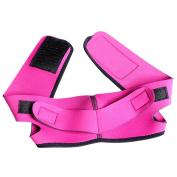 Surker Anti Wrinkle Half Face Slimming Cheek Mask Lift V Face Line Slim up Belt Strap PCPA00657