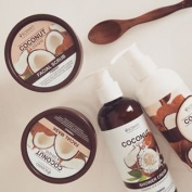 Scentio Coconut Facial Mask Oily Peel off Skin Beauty Buffet Scentio Pure Milk Plus Whitening Coenzyme Q10 Facial Cream 100 ml