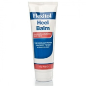 Flexitol Heel Balm Medically Proven Treatment For Dry & Cracked Heels - 112g by Flexitol