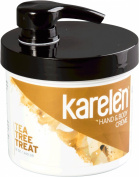 Karelèn Tea Tree Treat Hand & Body Crème Moisturiser 350ml Jar