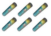 Coconut Joe's Trading Co. Organic Lip Balm, Coconut Delight, 5ml Tube