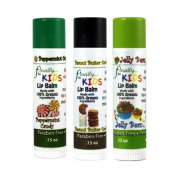 Finally Pure - Lip Balm Set for KIDS - Made with ALL ORGANIC Ingredients